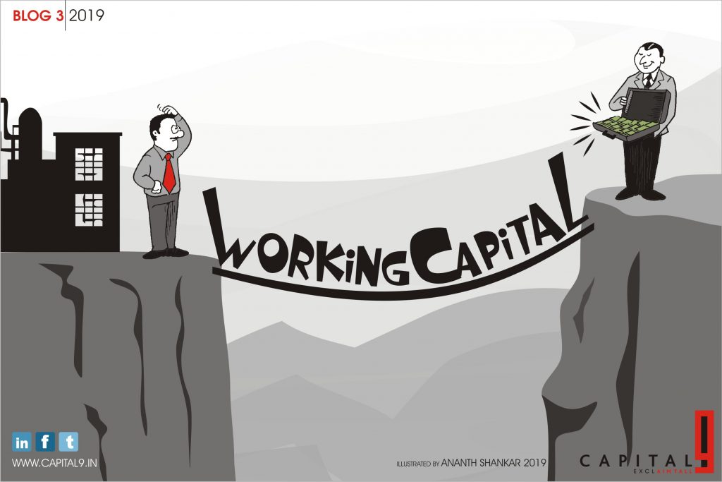 Working Capital from Capital 9