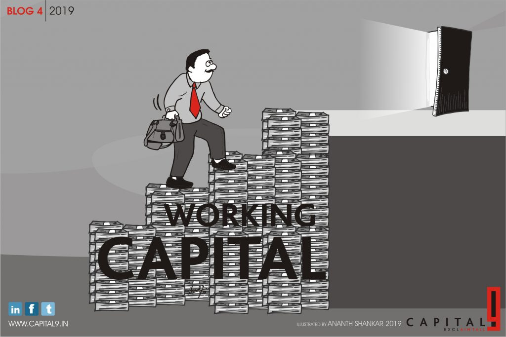 Working Capital blog from Capital 9